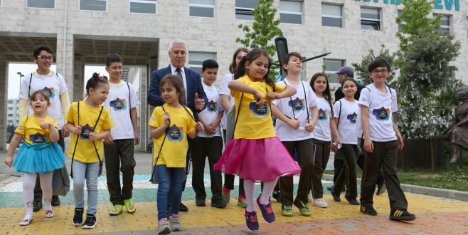 20 bin öğrenci Nilüfer Uluslararası Spor Şenlikleri'nde buluşuyor
