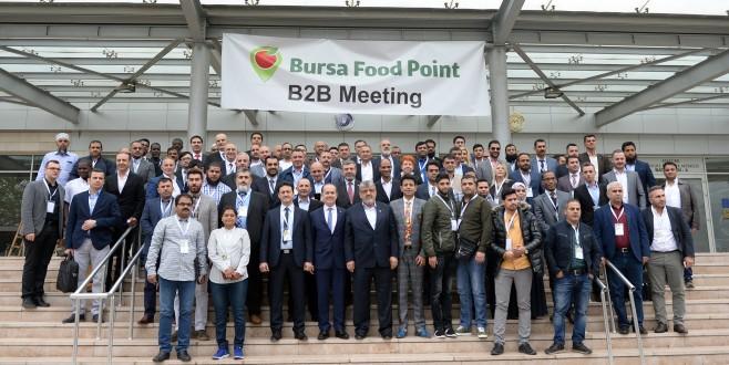 34 Ülkeden 160 Firma Temsilcisi İşbirliği İçin Bursa'da