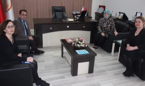 AK Parti Milletvekili Gözgeç, Ziyaretlerini Sürdürüyor