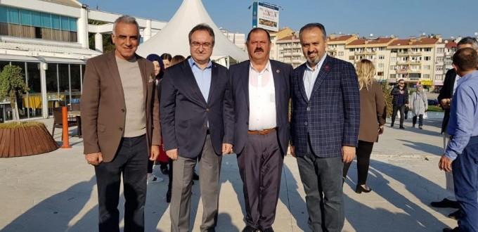 AK Parti 'Nilüfer' Stratejisini Belirledi…