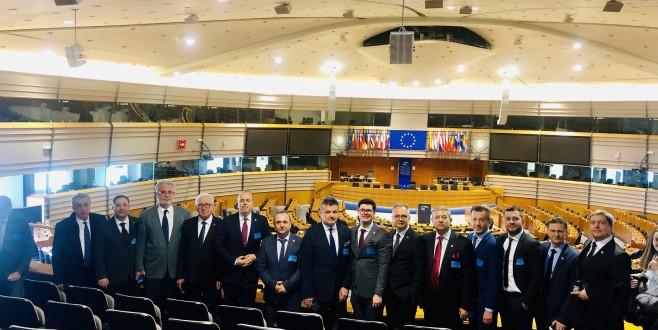 Avrupa Parlamentosu'ndan BALKANTÜRKSİAD'a Önemli Davet…