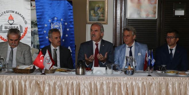 Balkanlarla gençlik köprüsü kuruluyor