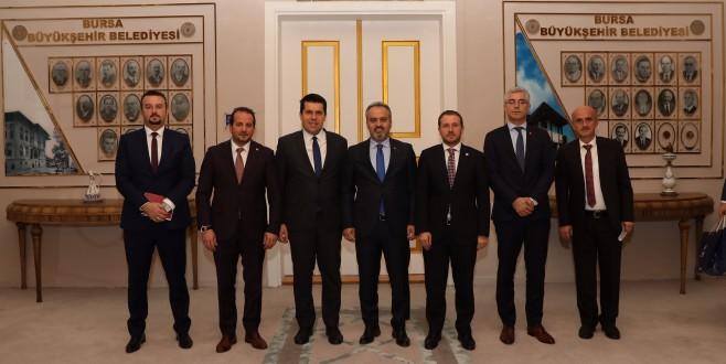 Balkanlarla ilişkilerde ekonomik hamle