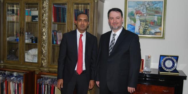 Bangladeş'ten işbirliği ziyareti