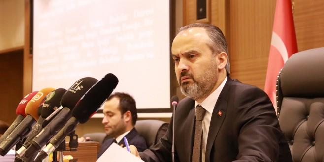 Başkan Aktaş: Bursa için büyük düşünmeliyiz