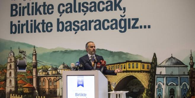 Başkan Aktaş, yol haritasını açıkladı