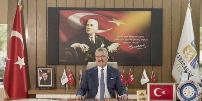 Başkan Özkan'dan bayram mesajı