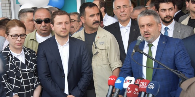 Başkan Salman: Halkımızın Güveni İle Yolumuza Emin Adımlarla Devam Edeceğiz