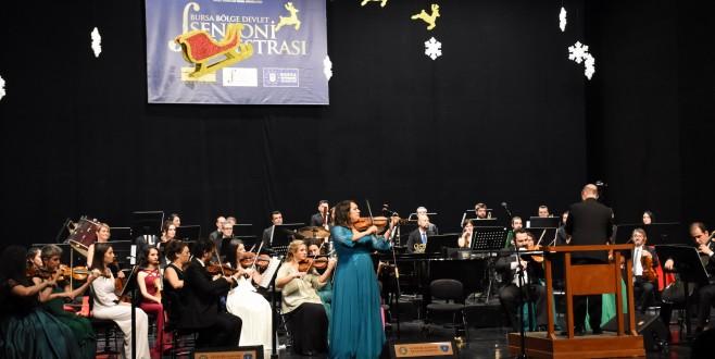 BBDSO´dan Merinos AKKM´de Yılbaşı Konseri
