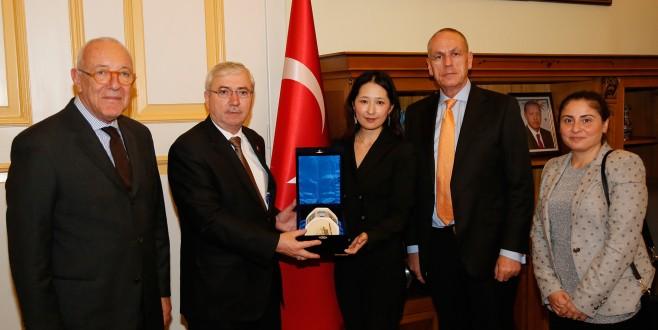 Belçika'nın hedefi TEKNOSAB'la işbirliği