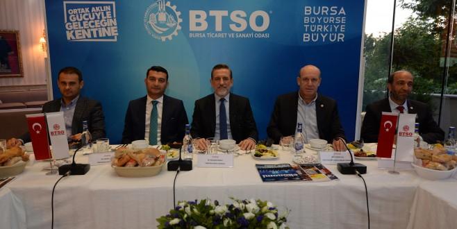 BTSO Başkanı Burkay'dan Genç Girişimcilere Tavsiyeler