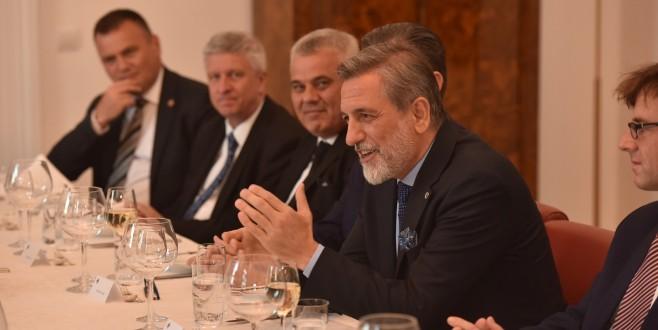 BTSO'dan Almanya Başkonsolosluğuna Ziyaret
