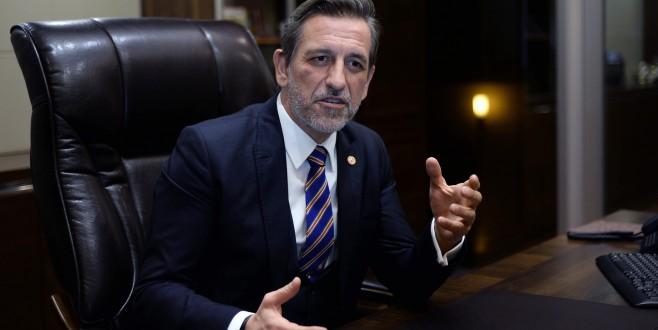 """Burkay: """"Bursa'nın sürükleyici rolü daha da artacak"""""""