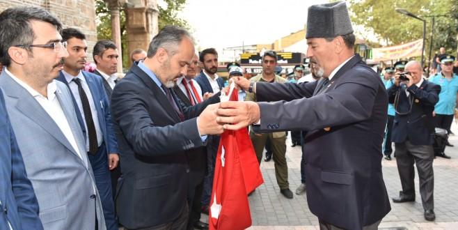 Bursa'da 96 yıl sonra aynı coşku