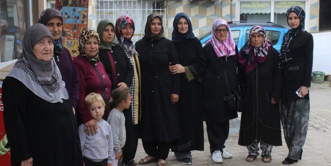 Bursa'da bir köyün isyanı...
