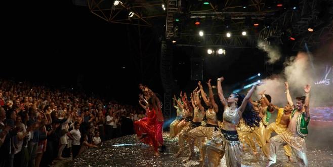 Bursa'da 'Bollywood' coşkusu