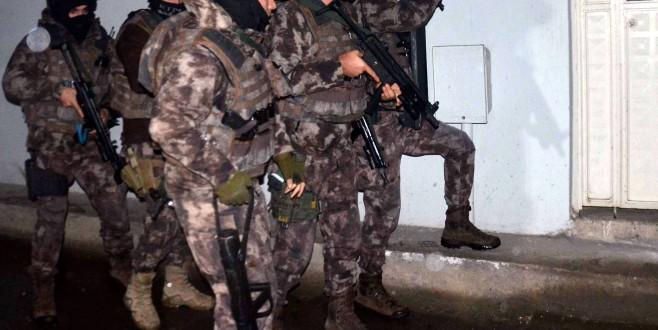 Bursa'da DEAŞ ve PKK'ya operasyon