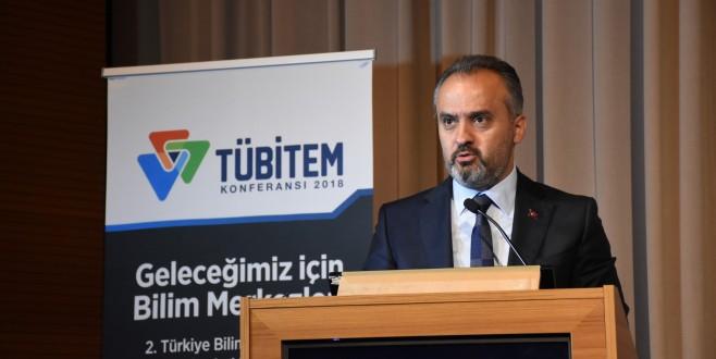 Bursa'da gelecek, bilimle gelecek