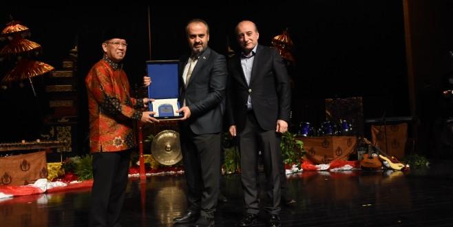 Bursa'da 'Harika Endonezya' rüzgarı