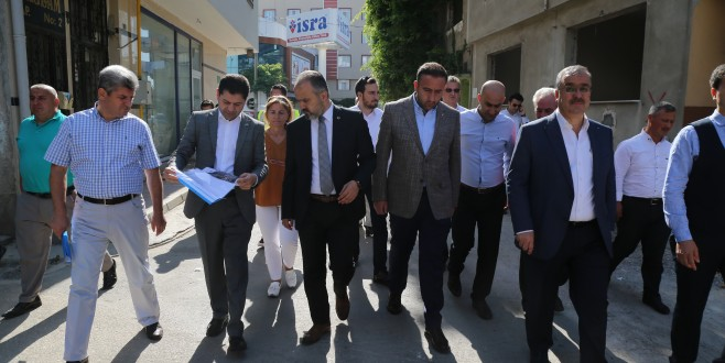 Bursa'da hedef kesintisiz ulaşım
