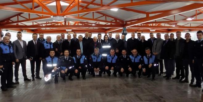 Bursa'da huzur ve esenlik için Zabıta'da ortak adım atılacak.