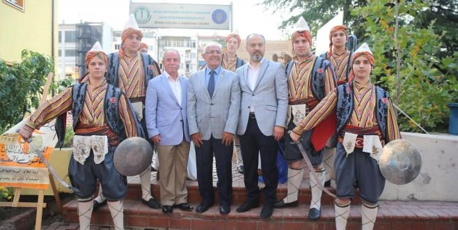 Bursa'da kılıç kalkan 'dalya' dedi