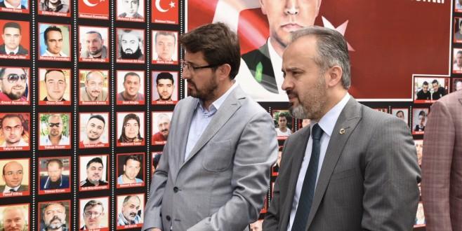 Bursa'da 'Milli İrade Destanı' unutulmayacak