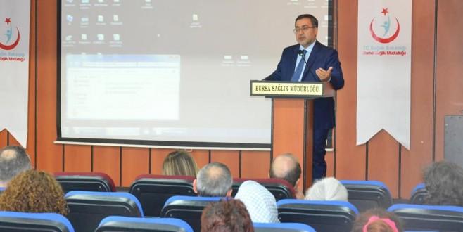 Bursa'da Obezite Ve Diyabet Yakın Plana Alındı