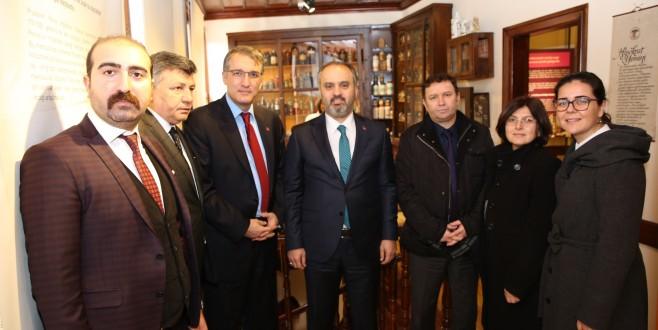 Bursa'da 'Sağlık Tarihi Müzesi' gün sayıyor