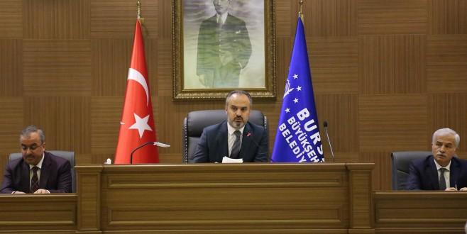 Bursa'da su ve ulaşımda indirim müjdesi