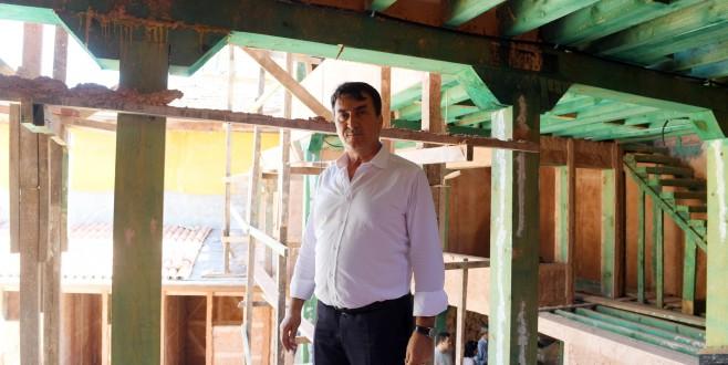 Bursa'da tarihi yapılar geçmişten geleceğe taşınıyor