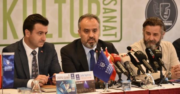 Bursa'da tiyatro ve sinema rüzgârları esecek