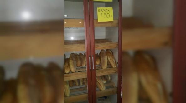 Bursa'da zamlı ekmek tarifesi devam ediyor