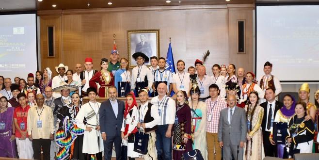 Bursa'dan dünyaya 'Barış fotoğrafı'