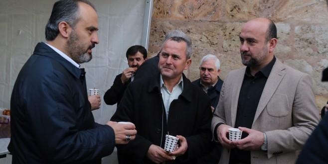 Bursa'dan Kilis'e moral yolculuğu