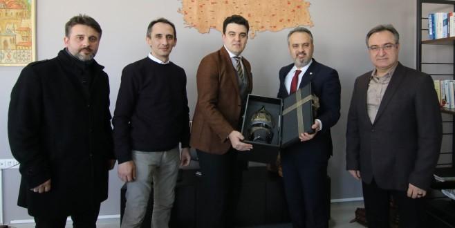 Bursa'dan Tacikistan'a Maket İhracatı…