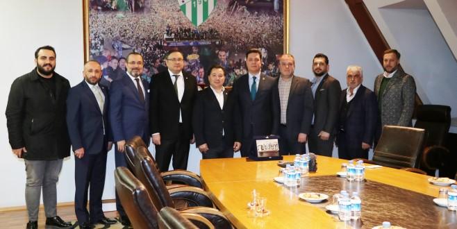 Bursa  Fan Club'den Bursaspor'a Tam Destek…