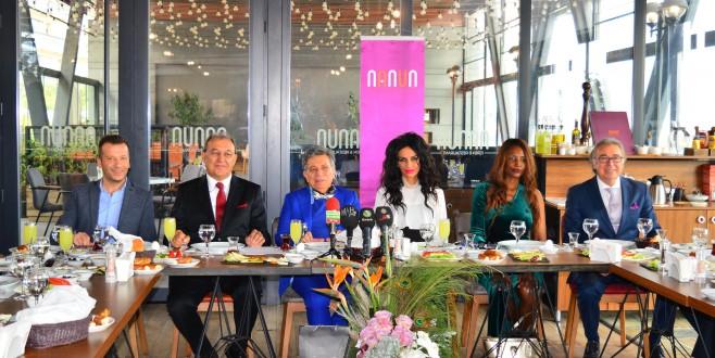 Bursa Fashion Week EndülüsPark AVM'de Basına Tanıtıldı