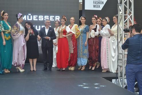 'Bursa Fashıon Week'te Balkan Rüzgarı Esti