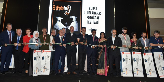 'Bursa FotoFest'de 'Ritüeller' ödüllendirildi