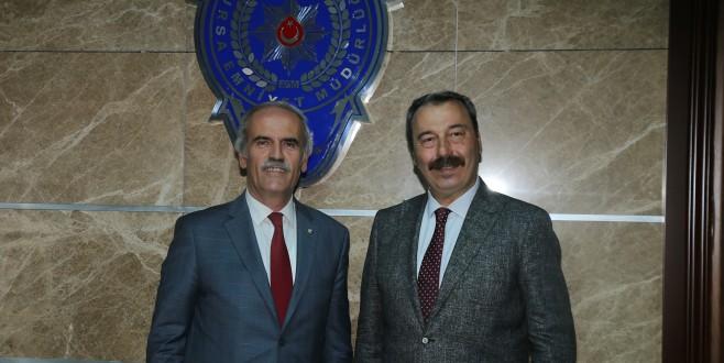Bursa için 'huzur' işbirliği