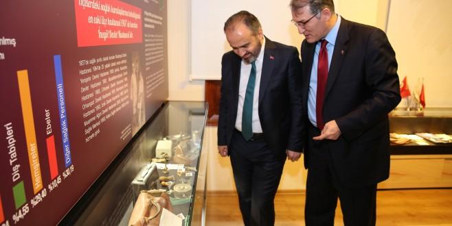 Bursa'nın 'Sağlık Tarihi' bu müzede