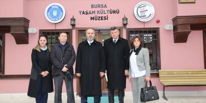 Bursa'nın 'Yaşam Kültürü'ne nostaljik yolculuk