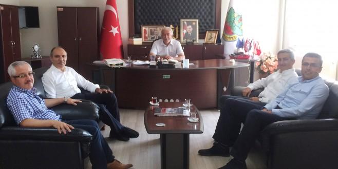 Bursagaz'dan Dağ İlçelerine Dev Yatırım