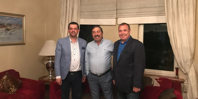 Bursaspor Başkan Adayı Bozdemir'e Hayri Yazıcı'dan destek!