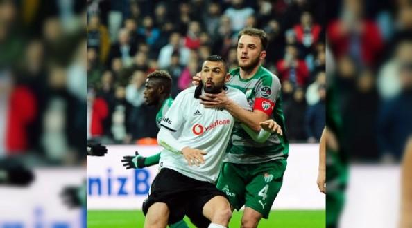 Bursaspor yine eli boş dönüyor