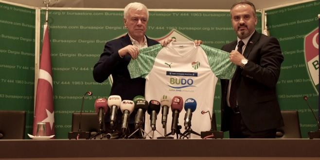 Büyükşehir'den Bursaspor'a büyük destek