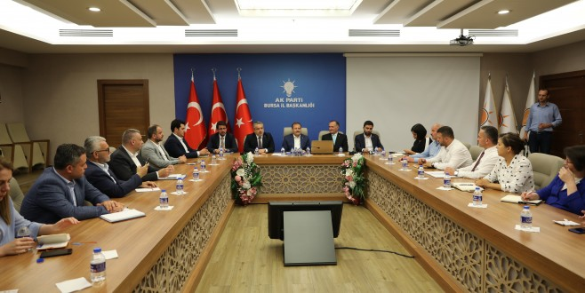 Çavuşoğlu'dan Güçlü Türkiye Vurgusu