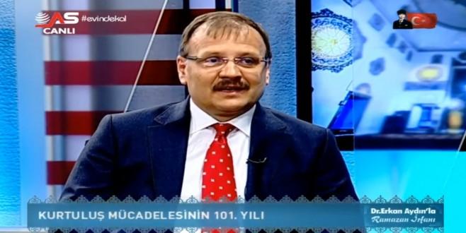 Çavuşoğlu: 'Korona Sürecinden Güçlenerek Çıkacağız'