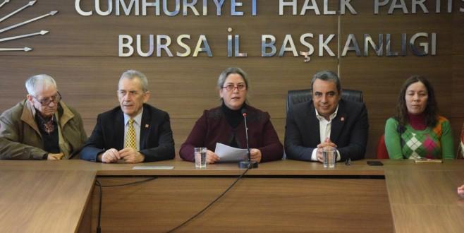 CHP Bursa İl Kadın Kolları'nda kongre heyecanı